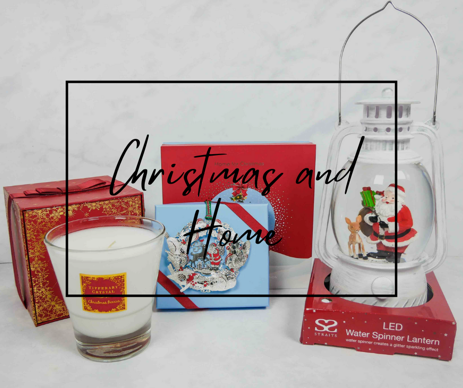 Gifts for Home and Christmas